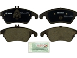 BP1342 Bosch QuietCast Brake Pad Set; Front