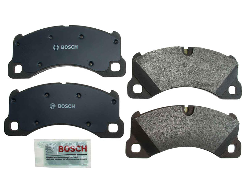 BP1349 Bosch QuietCast Brake Pad Set; Front