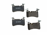 BP1373 Bosch Quiet Cast Brake Pad Set; Rear