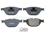 BP1409 Bosch Quiet Cast Brake Pad Set; Front