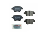 BP1456 Bosch QuietCast Brake Pad Set; Rear