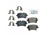 BP1547 Bosch Quiet Cast Brake Pad Set; Rear