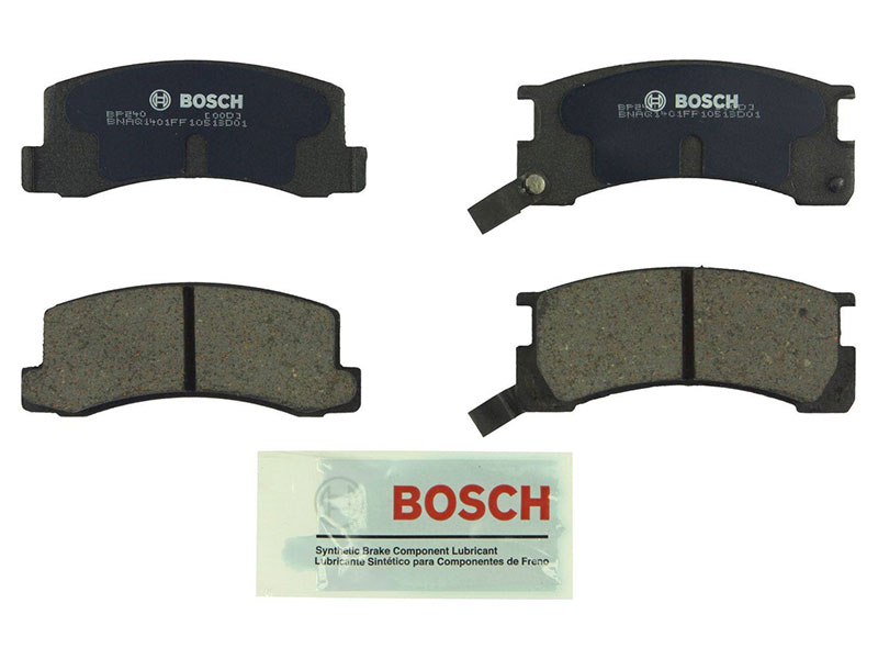 BP240 Bosch QuietCast Brake Pad Set
