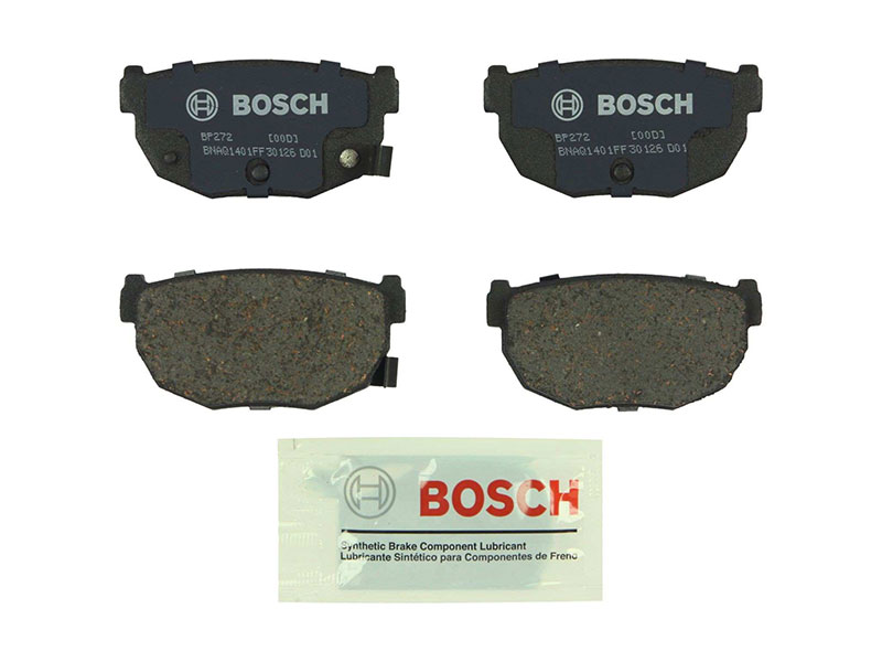 BP272 Bosch Quiet Cast Brake Pad Set; Rear