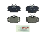 BP278 Bosch QuietCast Brake Pad Set; Front