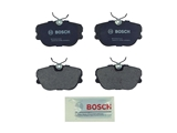 BP493 Bosch QuietCast Brake Pad Set; OE Supplier Compound