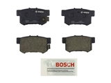 BP537 Bosch QuietCast Brake Pad Set