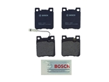 BP603 Bosch QuietCast Brake Pad Set; Rear; OE Supplier Compound