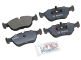 BP618 Bosch QuietCast Brake Pad Set; Small Clip on Back