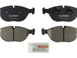 BP682 Bosch QuietCast Brake Pad Set; Front; OE Supplier Compound