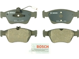 BP710 Bosch QuietCast Brake Pad Set; Front; OE Supplier Compound