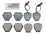 BP839 Bosch QuietCast Brake Pad Set; Front