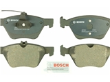 BP853 Bosch QuietCast Brake Pad Set; Front; OE Supplier Compound