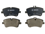BP872 Bosch QuietCast Brake Pad Set; Front; OE Supplier Compound