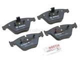 BP918 Bosch QuietCast Brake Pad Set; Front; OE Supplier Compound