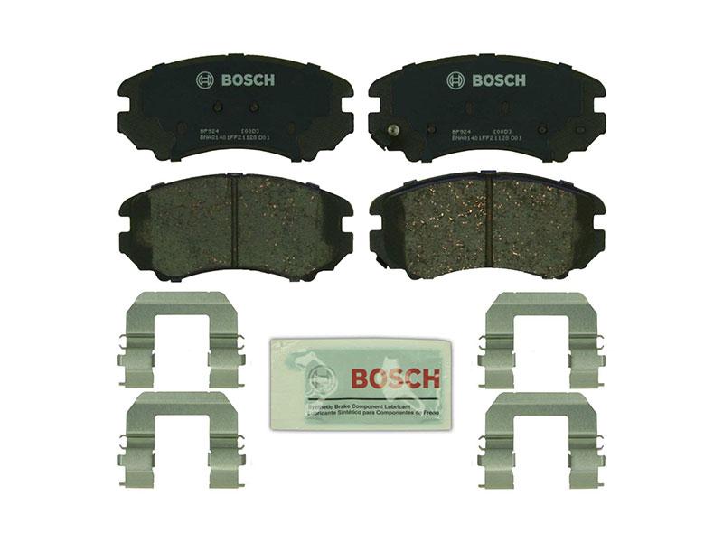 Rear Brake Pads Bosch QuietCast BP813 Fits Kia Optima Sportage Hyundai Sonata