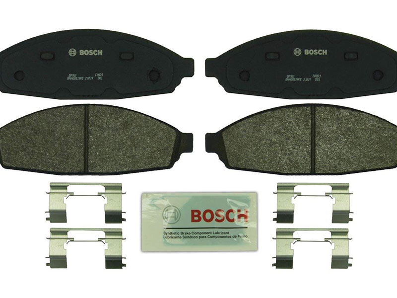 BP931 Bosch QuietCast Brake Pad Set