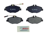 BP987 Bosch QuietCast Brake Pad Set; Front; OE Supplier Compound