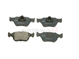 4646899 Bosch Quietcast Brake Pad Set