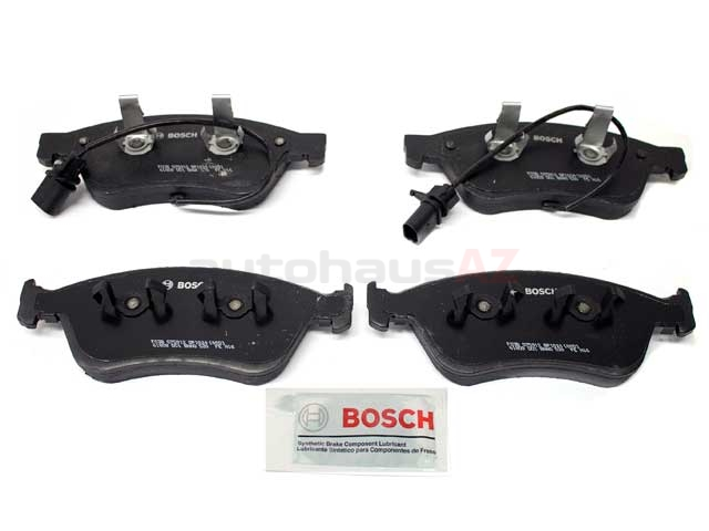 4E0698151 Bosch Quietcast Brake Pad Set