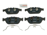 4G0698151S Bosch Quietcast Brake Pad Set