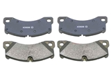 971698151E Bosch Quietcast Brake Pad Set