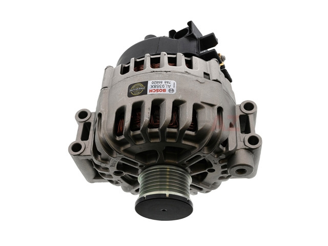12317525376 Bosch Alternator; 180 Amp