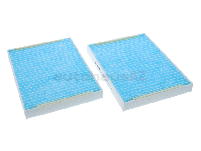 64312207985 Bosch HEPA Cabin Air Filter Set