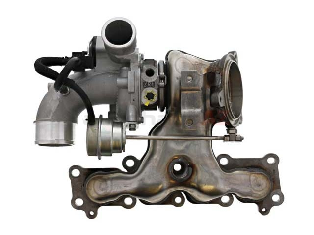 LR074185 Borg Warner Turbocharger
