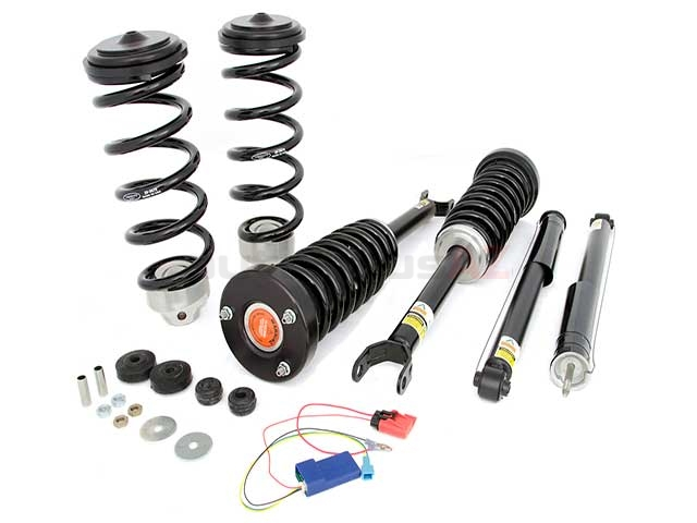 Air Spring to Coil Spring Conversion Kit