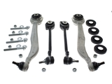 C34MSUSPKIT AAZ Preferred Suspension Control Arm Kit; AWD Front Control Arms and Mounting Parts; KIT