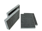 C3821WS Bosch Workshop Cabin Air Filter Set; With Activated Charcoal; SET of 2