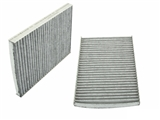 C3853WS Bosch Workshop Cabin Air Filter; With Activated Charcoal