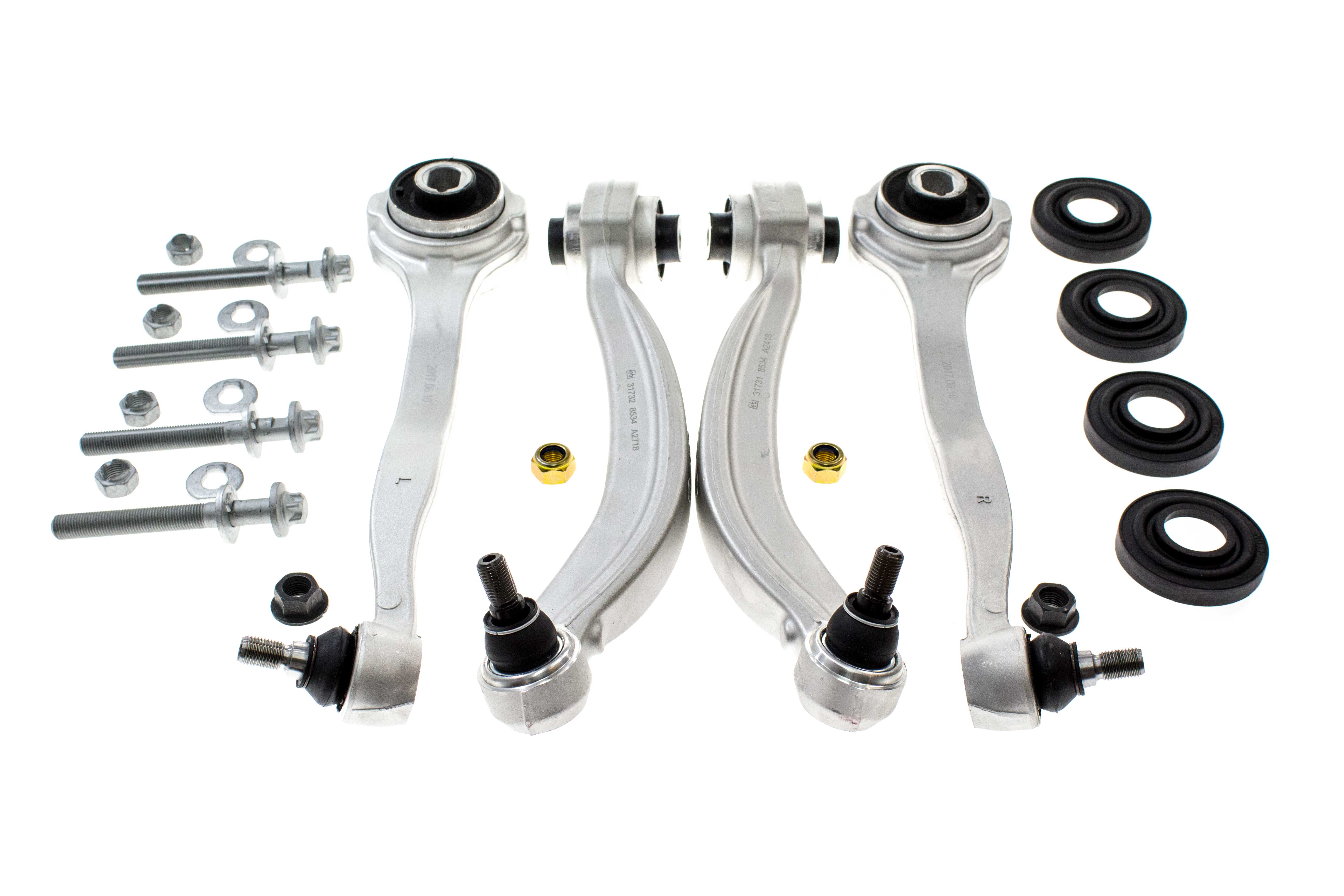 C3RWSUSPKIT AAZ Preferred Suspension Control Arm Kit; RWD Front Control Arms and Mounting Parts; KIT