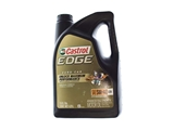 15D934 Castrol Edge Engine Oil; 5W-40 Synthetic; 5 Quart
