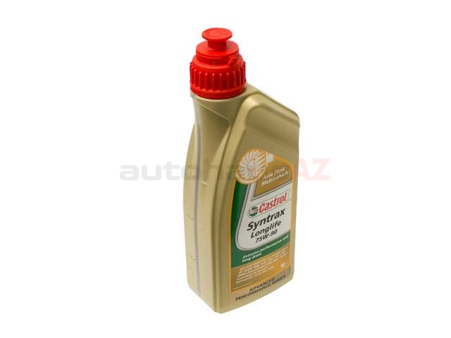 95834153600 Castrol SYNTRAX Long Life Transfer Case Fluid