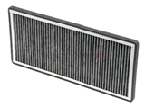 64312218428 Corteco-Micronair Cabin Air Filter; Activated Charcoal