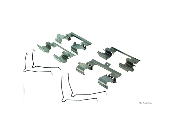 11740049 Centric Disc Brake Hardware Kit
