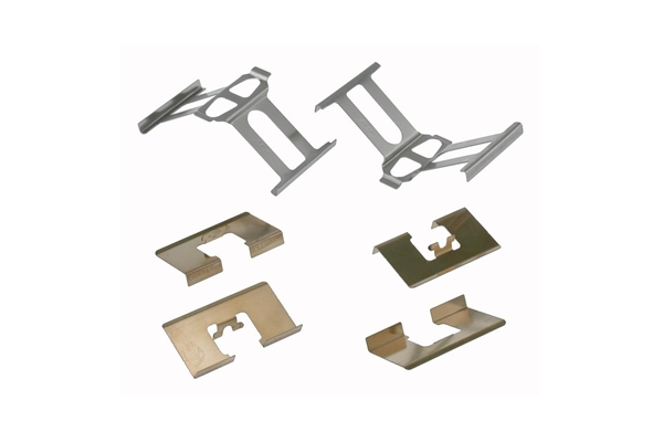 13235 Carlson Disc Brake Hardware Kit