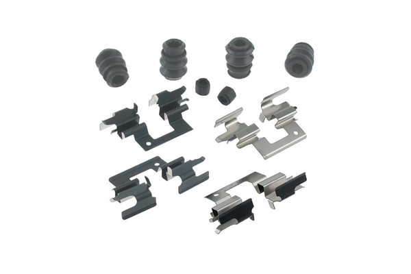 13384Q Carlson Disc Brake Hardware Kit