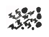13399Q Carlson Disc Brake Hardware Kit