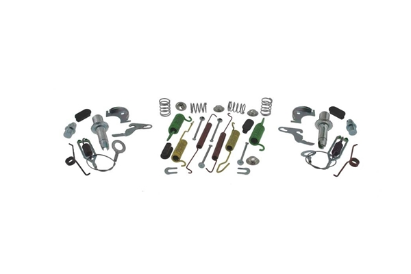 H2335 Carlson Drum Brake Hardware Kit; PRO KIT