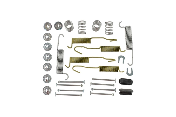 Drum Brake Hardware Kit Rear,Front Carlson H7064