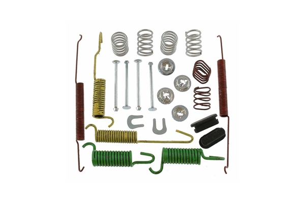 H7295 Carlson Drum Brake Hardware Kit; ALL-IN-ONE KIT