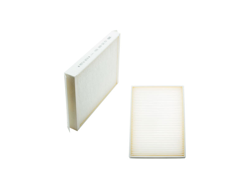 CU25002 Mann Cabin Air Filter; Paper; HVAC Air Intake