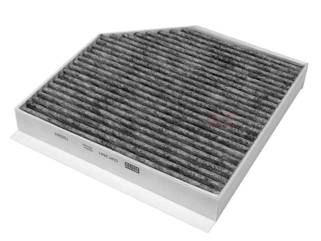 CUK2641 Mann Cabin Air Filter; With Activated Charcoal