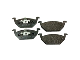 D190P Pagid Brake Pad Set