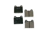D195P Pagid Brake Pad Set