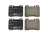 D786P Hella Pagid Brake Pad Set; Front; OE Compound