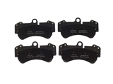 D81007OE Genuine Brake Pad Set; Front
